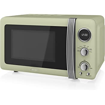 Daewoo QT2 Compact Microwave Oven, 600
