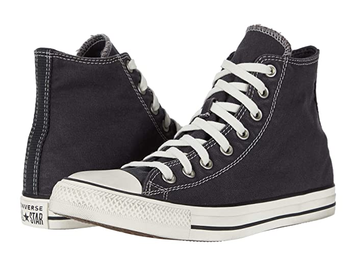 Converse  Chuck Taylor All Star - Hi (Almost Black/Egret/Black) Lace up casual Shoes