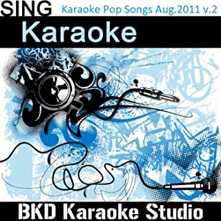 Back Down South (In the Style of Kings of Leon) (Karaoke Version)