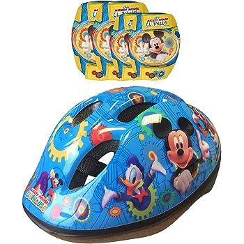 Mondo 18714 Caso y protecciones infantiles para bicicleta dise/ño de Toy Story