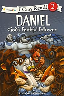 Daniel, Gods Faithful Follower: Biblical Values (I Can Read! / Dennis Jones