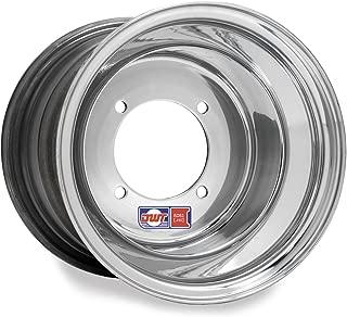 Douglas Wheel Red Label Wheel - 12x8 - 3+5 Offset - 4/110 , Color: Aluminum, Bolt Pattern: 4/110, Rim Offset: 3+5, Wheel Rim Size: 12x8, Position: Front/Rear 006-32