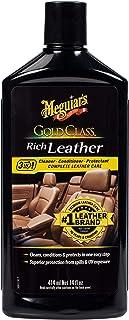 Meguiars G7214AM Gold Diamond Leather Nourishment 414ml