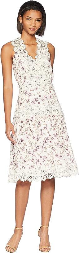 8b5715b8a31b Adelyn rae lace sleeveless fit flare dress at 6pm.com