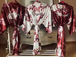 Best matching bridal robes Reviews