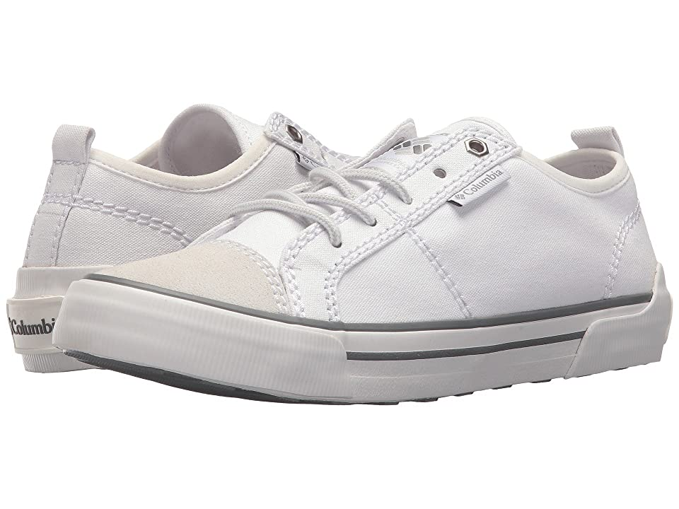 Columbia Goodlife Lace (White/Ti Grey Steel) Women