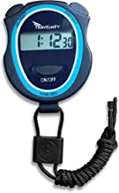 Travelwey Digital Stopwatch – No Bells, No Whistles, Simple Basic Operation,..