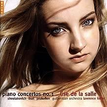 (Shostakovitch, Liszt, Prokofiev: Piano Concertos N°1
