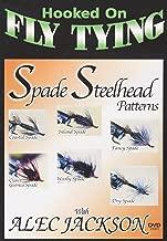 Hooked on Fly Tying: Spade Steelhead Patterns