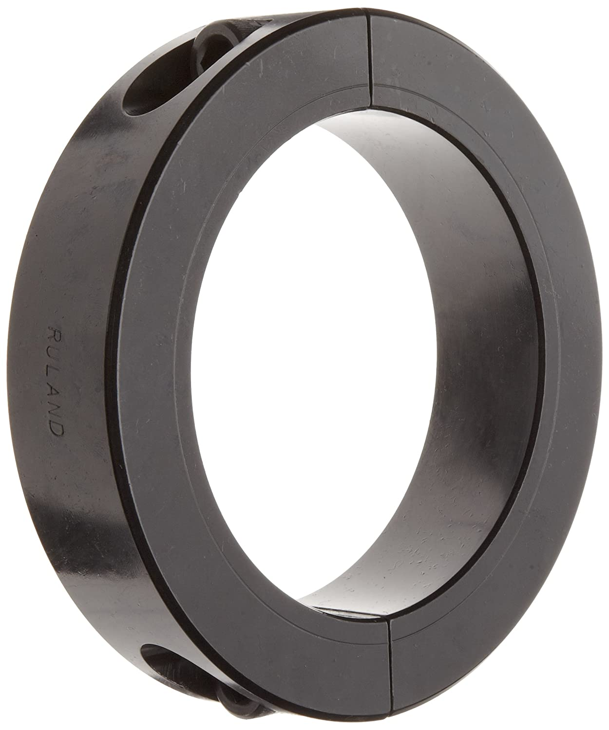 Ruland SPH-80-F Two-Piece Clamping Shaft OFFicial mail order Duty Collar Heavy NEW before selling ☆ Blac