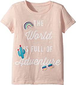 Full of Adventure Tee (Toddler/Little Kids/Big Kids)