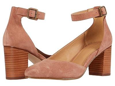 Soludos Gemma Heel (Sahara Pink) Women