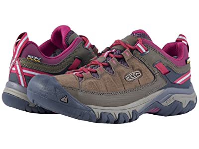 Keen Targhee Exp WP (Canteen/Grape Wine) Women