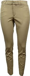 Women's Sloan Slim Safari Khaki Ankle Pant