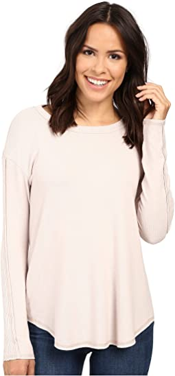 Super Soft Madison Brushed Jersey Crew Neck