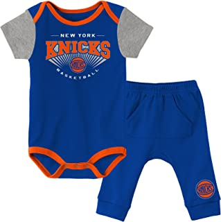 Outerstuff NBA Unisex-Baby NBA Newborn & Infant Point Guard Onesie and Pant Set