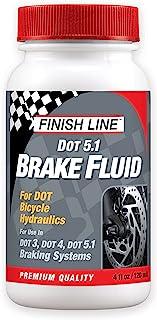 Finish Line High Performance DOT 5.1 Brake Fluid, 4-Ounce