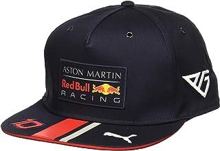 comprar comparacion Red Bull Racing Aston Martin Pierre Gasly Flatbrim Cap 2019 Gorra de béisbol, Azul (Navy Navy), Talla única Unisex Adulto