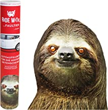 Thumbs Up UK Sloth (Left) Ride, Car Window Cling