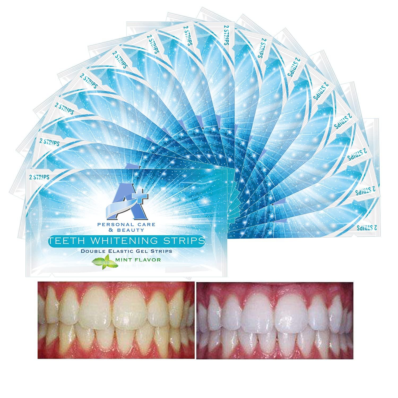 EZGO Teeth Whitening Strips Large discharge sale - 28 Course Super intense SALE Bonus Days Sha 14 Count
