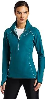 Columbia Women's Fresh Heat 1/2 Zip Long Sleeve Shirt
