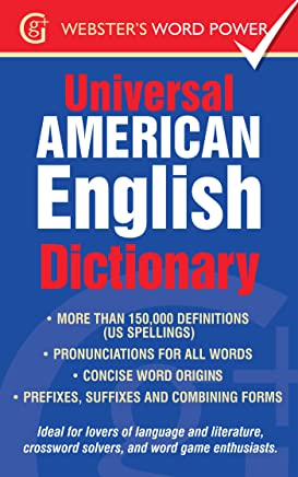 The Webster's Universal American English Dictionary: Webster's Word Power