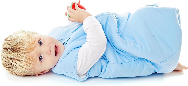 /Disponible en varios tama/ños y colores verde menta Talla:5-6 a/ños slumbersac Saco de dormir con patas Saco de Variante en 2.5/tog/