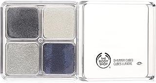 The Body Shop Shimmer Cube Sombra de Ojos - Paleta de Cuatro Tonos