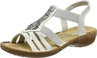 154db867c9e670 Amazon.fr : Rieker - Sandales / Chaussures femme : Chaussures et Sacs