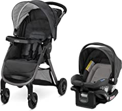 Best Graco FastAction SE Travel System | Includes Quick Folding Stroller and SnugRide 35 Lite Infant Car Seat, Redmond, Amazon Exclusive Review