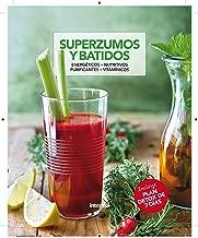 Superzumos y batidos (Spanish Edition)