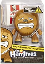 Hangrees The Chew-Kaka Collectible Parody Figure with Slime, Multicolor