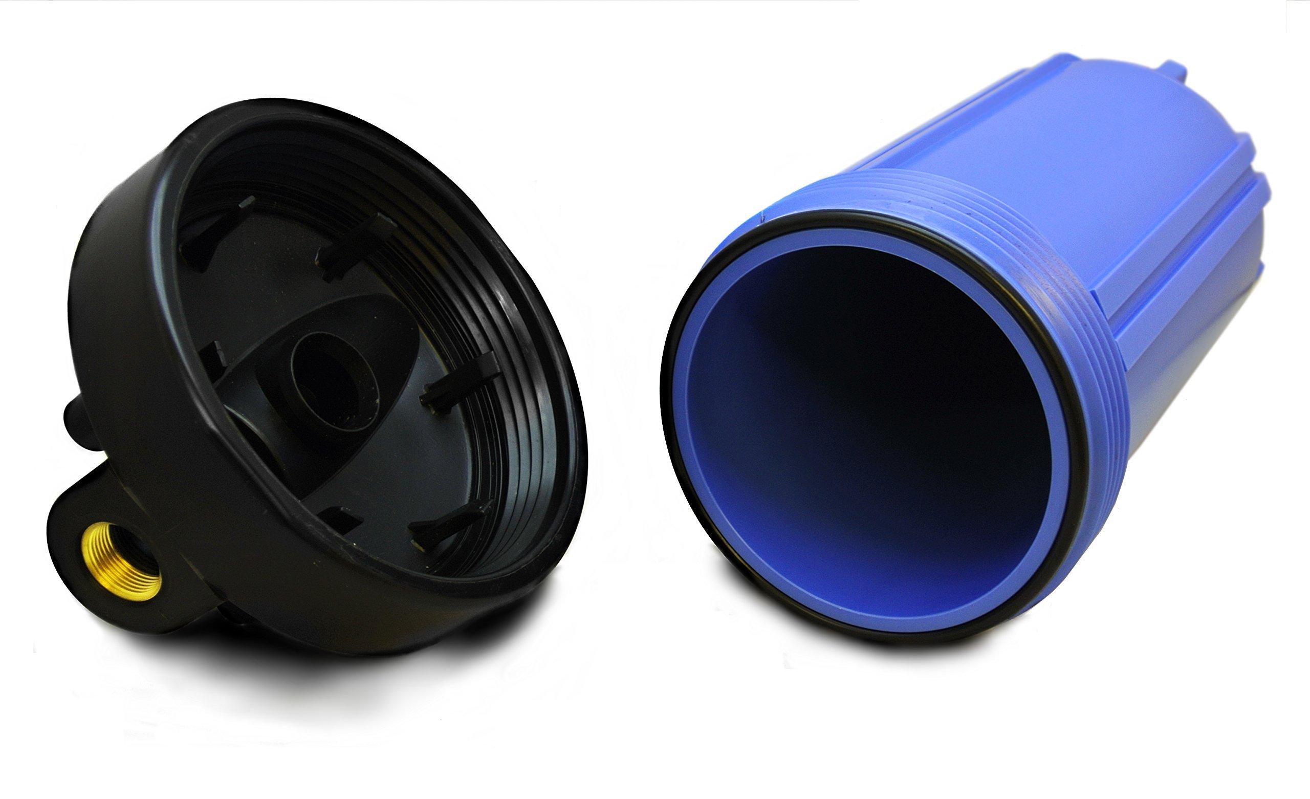 Finerfilters - Sistema purificador de filtro de agua para toda la ...