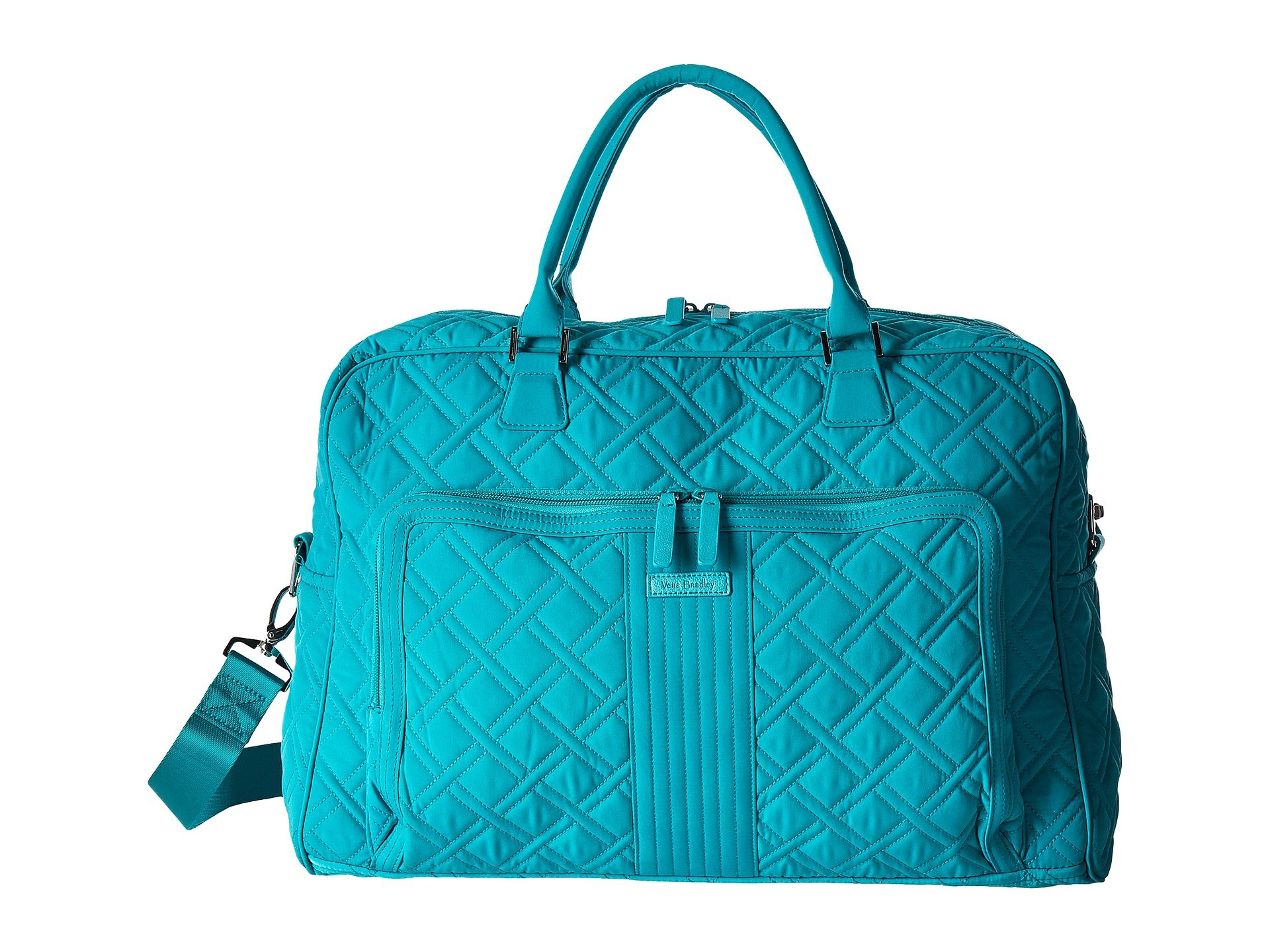 Bolso de Lona para Mujer Vera Bradley Weekender  + Vera Bradley en VeoyCompro.net