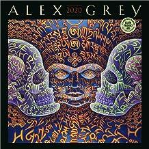 CAL-ALEX GREY 2020 WALL CAL