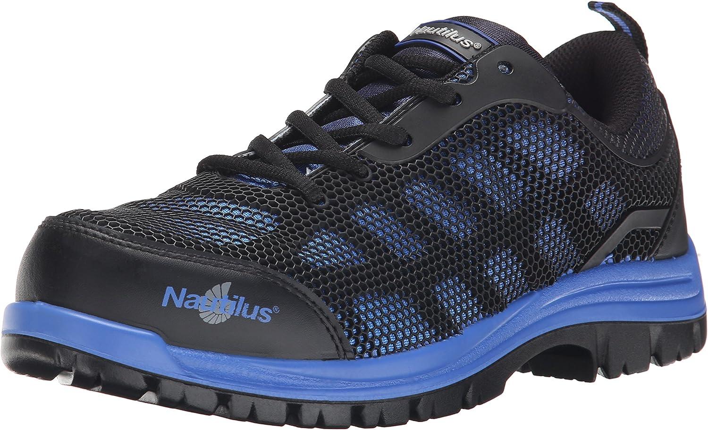 Nautilus 1821 Slip Resistant Comp Toe No Exposed Metal EH Athletic shoes