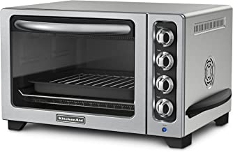 Kitchenaid Kco253cu Convection Toaster Pizza Oven Contour Silver