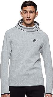 Nike Men's M Nsw Tch Flc Hoodie Po