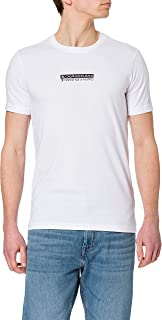 Calvin Klein Men's MIRROR LOGO SLIM FIT T-Shirt