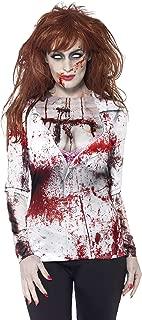 Smiffy's Women's Zombie Female T-Shirt