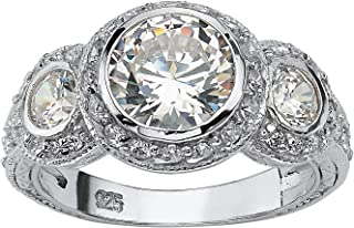Best bezel set halo engagement ring Reviews