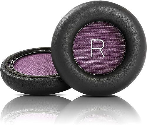 2021 Replacement outlet online sale lowest Ear Pads Pillow Earpads Cushions Repair Parts Compatible with Plantronics Backbeat Pro Wireless Noise Canceling Headphones (Purple) online sale