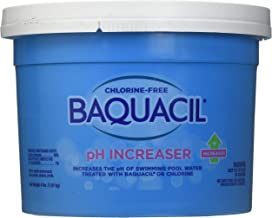 Baquacil 84364 pH Increaser Swimming Pool Chemical, Balancers, Clear