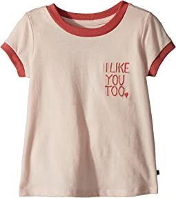 Lucky Brand Kids Jocelyn Tee (Toddler)