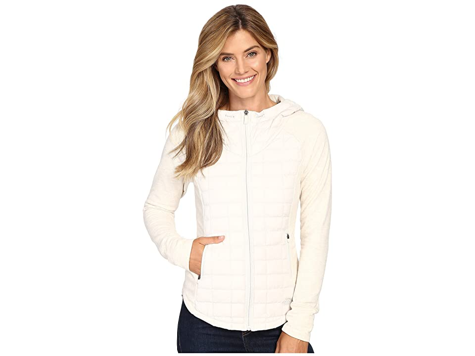 The North Face Endeavor ThermoBall Jacket (Moonlight Ivory/Moonlight Ivory White Heather (Prior Season)) Women