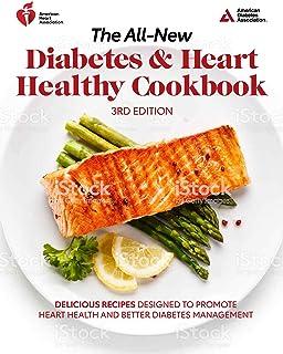 All-New Diabetes & Heart Healthy Cookbook