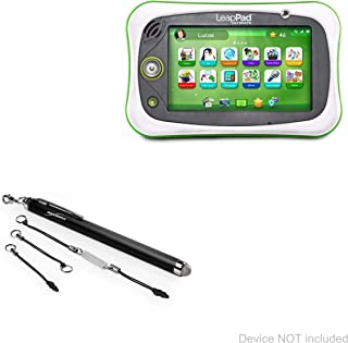 Leapfrog LeapPad Ultimate Stylus Pen, BoxWave [EverTouch Capacitive Stylus] Fiber Tip Capacitive Stylus Pen for Leapfrog LeapPad Ultimate - Jet Black