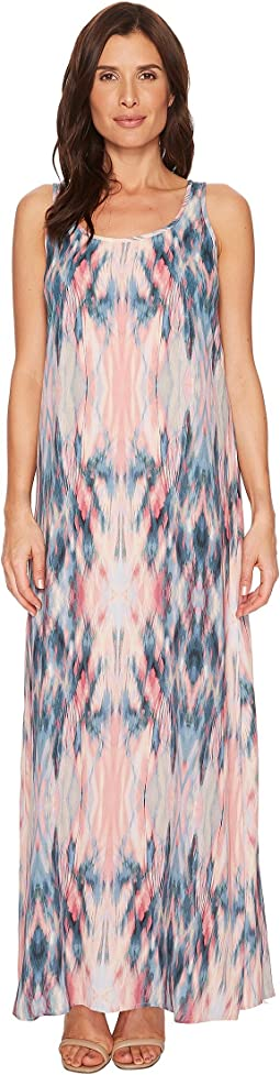 Karen Kane Side Slit Maxi Dress