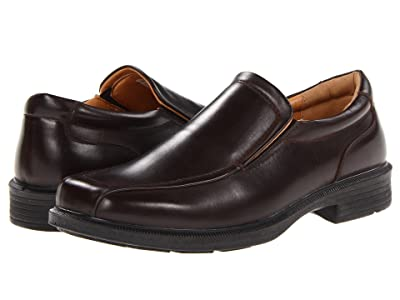 Deer Stags Greenpoint Slip-On Loafer (Dark Brown) Men