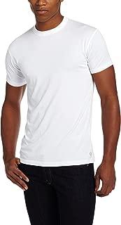 tasc Performance Crew Neck Undershirt, White, Large